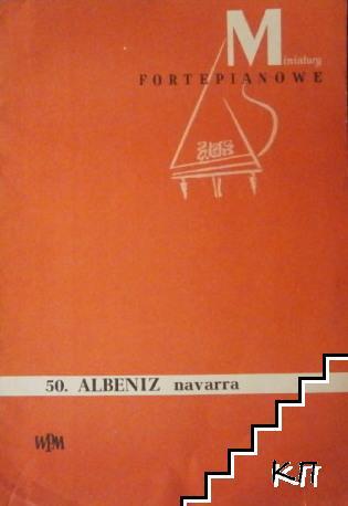 Miniatury fortepianowe. Navara