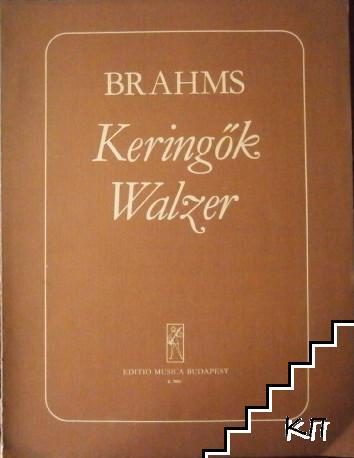 Keringok zongorara - Walzer für Klavier
