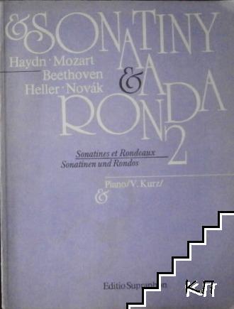 Sonaatiny & Ronda. Libro 2: Sonatines et Rondeaux Sonatinen und Rondos