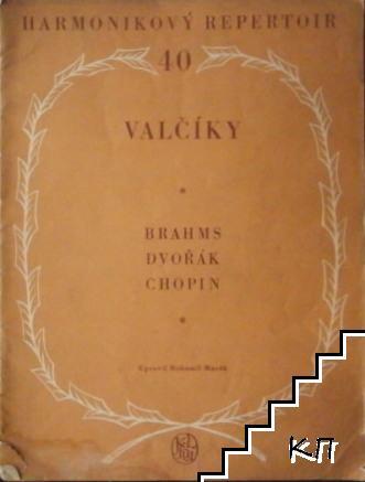 Valčíky: Harmonikfvy Repertoir 40