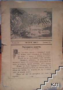 Звездица. Кн. 6 / 1895