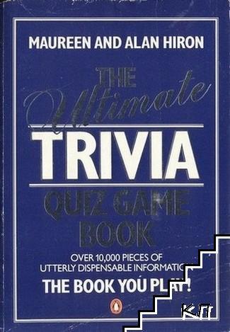 The Ultimate Trivia Quiz Game Book