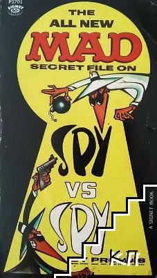 The all new mad secret file on Spy vs Spy