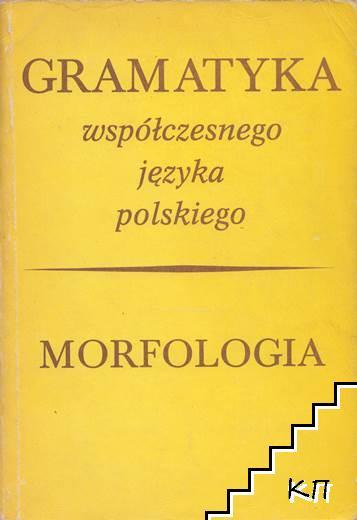 Gramatyka współczesnego języka polskiego. Morfologia