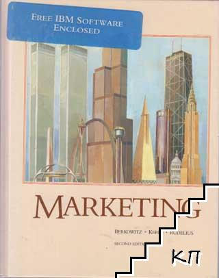Marketing + Diskette