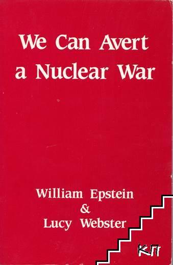 We Can Avert а Nuclear War