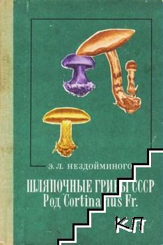 Шляпочные грибы СССР