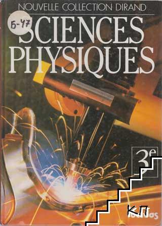 Sciences Phisiques 3e