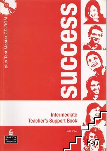 Success. Teacher's Support Book: Intermediate