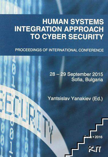 Human Systems Integration Approach to Cyber Security
