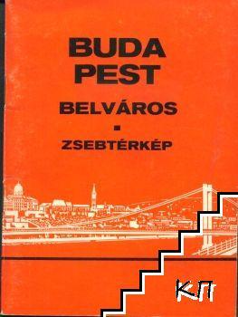 Budapest belváros / Budapest Innenstadt / Budapest City
