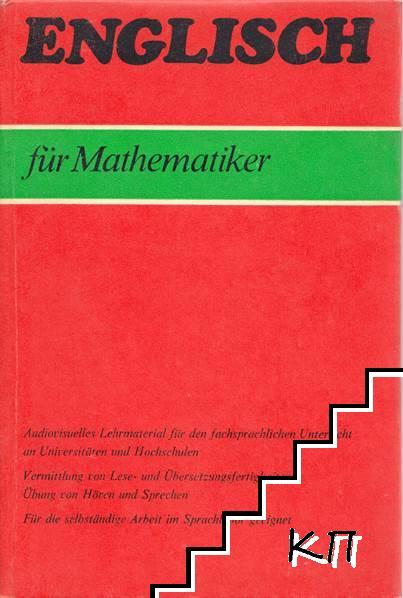 English für Mathematiker