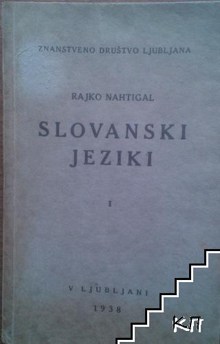 Slovanski jeziki. Vol. 1