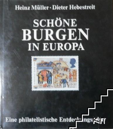 Schöne Burgen in Europa