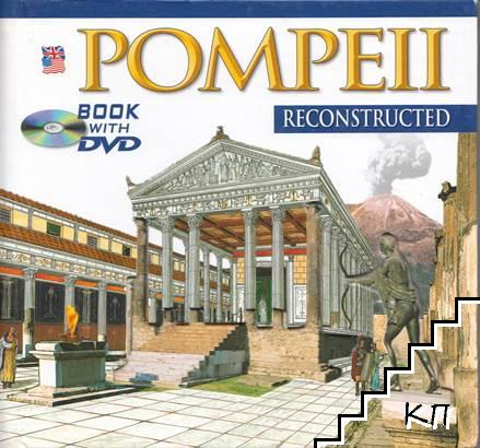 Pompeii Reconstructed Book with DVD