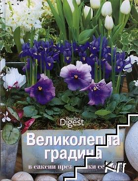 Великолепна градина в саксии през всички сезони
