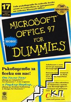 Microsoft Office 97 For Dummies
