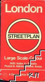 London: Streetplan