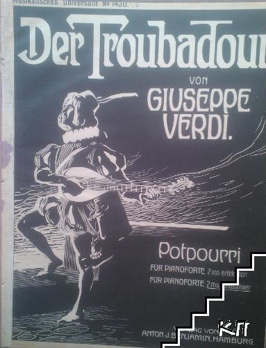 Der Throubadour № 1430 a/b. / Faust Op. 35 / Fingalshöhle