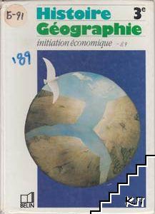 Histoire / Géographie intiation économique de 3e