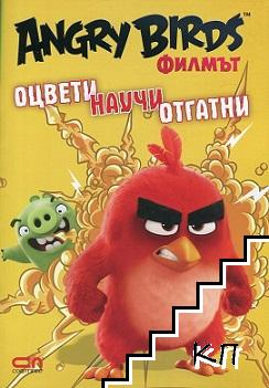 Angry Birds филмът: Оцвети, научи, отгатни