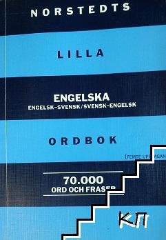 Norstedts engelska ordbok: engelsk-svensk, svensk-engelsk