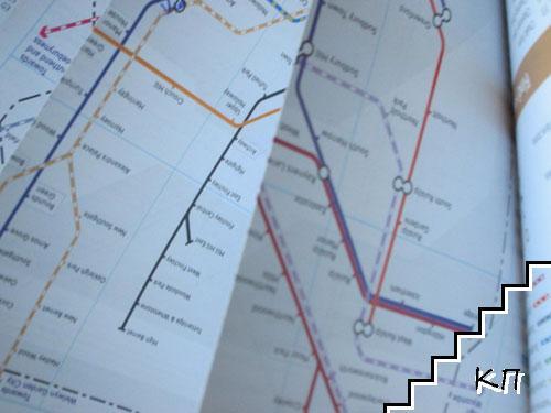 Map of London / Карта на Лондон