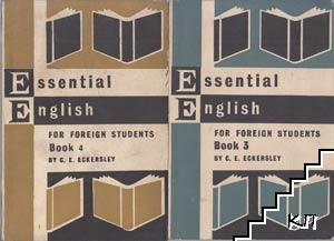 Essential English for Foreign Students. Вook 3-4