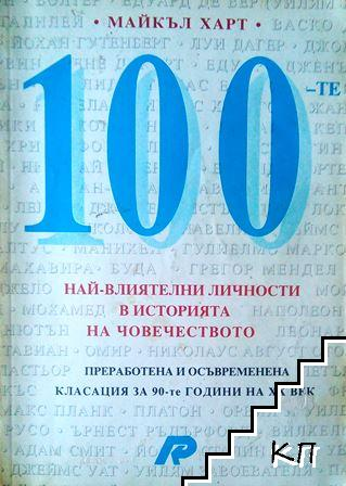 100-те най-влиятелни личности в историята на човечеството