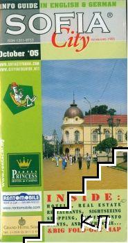 Sofia City Info Guide