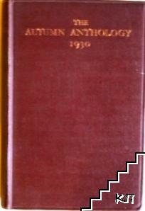 The Autumn Anthology 1930