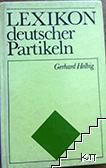 Lexikon der deutscher Partikeln