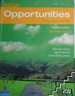 New Opportunities. Intermediate. Students' Book