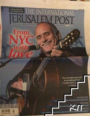 Jerusalem post. No. 2882 / 2016