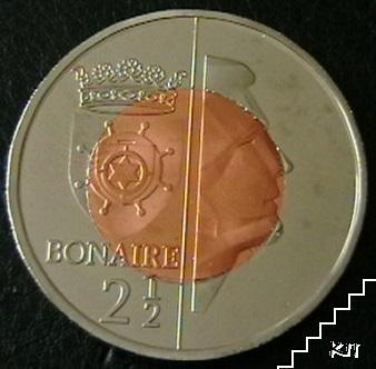 2½ долара / 2014 / Бонер