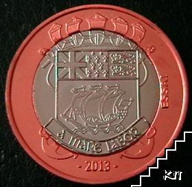 200 франка / 2013 / Сен Пиер и Микелон