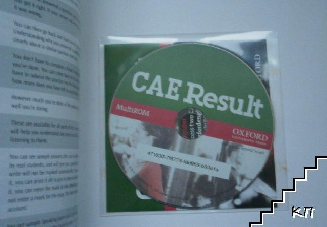 CAE Result: Workbook Resource Pack + CD Multirom