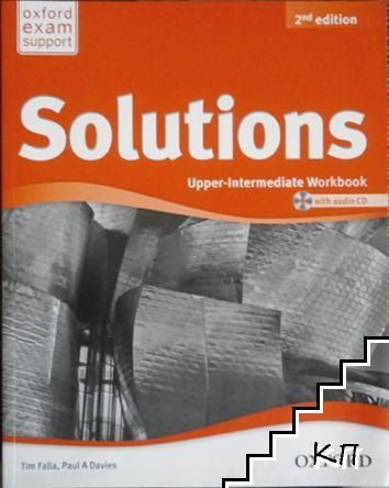 Solutions: Upper-intermediate Workbook + Audio CD