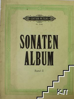 Sonaten album. Band 2: Sammlung der Beliebtesten Sonaten für Klavier zu 2 Handen
