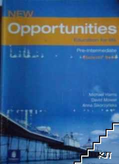 New Opportunities. Pre-Intermediate. Student's Book
