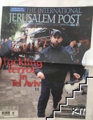 Jerusalem post. No. 2858 / 2016