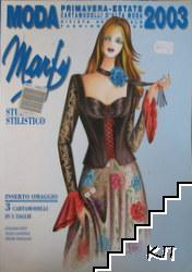 Moda Marfy. Spring-Summer / 2003