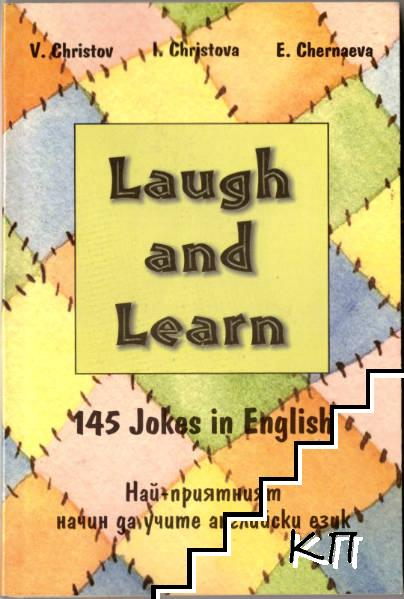 Laugh and Learn. 145 Jokes in English