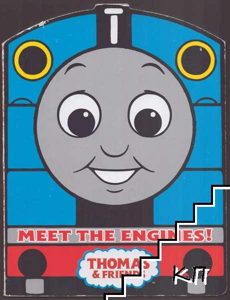 Thomas and Friends: Meet the Engines