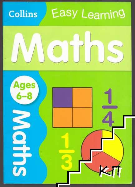 Collins Easy Learning KS1: Maths Ages 6-8