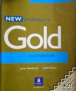 New Proficiency Gold Coursebook
