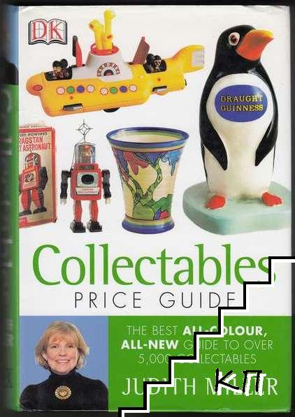 Collectables Price Guide 2005: The Best All-colour, All-new Guide to Over 5,000 Collectables