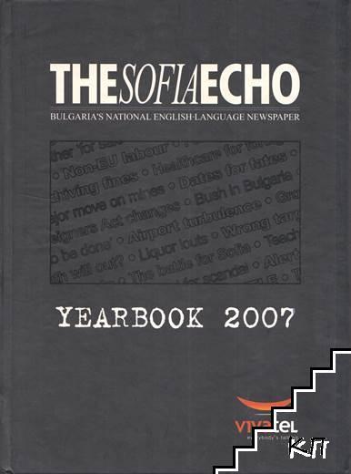 The Sofia Echo. Yearbook 2007