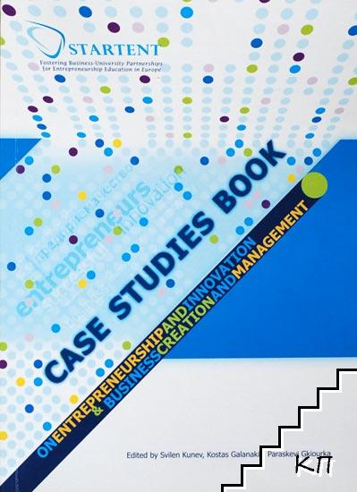 Case Studies Book on Entrepreneurship and Innovation & Business creation and management