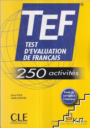 TEF. Test D'evalation de français